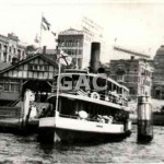 KING EDWARD, in Quay, mid 1920s.