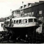 KOOLEEN, on Sydney Slipway,c.1960s