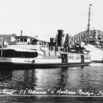 KOONDOOLOO (Showboat),1925-1972 with SS RELIANCE, 1938. SHF