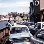 KOOROONGABBA. on board, Newcastle, 1970.