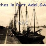 Ketches in Port Ad. GA0686