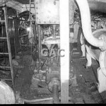 LADY HOPETOUN, engine room, 1971. Proof 98-18A.