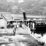 LADY HOPETOUN 'ferry' in 7 Little Aussies, c.1972. Proof 73-