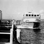 LADY NORTHCOTT berths Manly,1975.Proof235-22A.