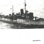 LAUNCESTON HMAS 1942- to Turkey 1946 -1965_