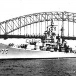 LOS ANGELES USS 135,Sept 1957.File 19.