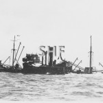 MACUMBA 1919 - sinks Sept 1943. SHF Coll.