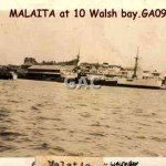 MALAITA at 10 Walsh Bay. GA0930