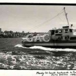 MANLY (III), going astern, 1968