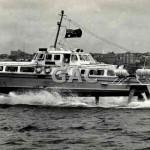 MANLY, (III), hydrofoil, 1965.