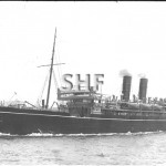 MANTUA 1909- 1935. outbound Sydney. SHF Coll.