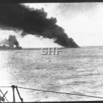 MANUNDA, Hosp_ship under attack Darwin,Feb 19, 1942_GKAC_