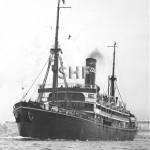 MARELLA 1914-1954, outbound Sydney. SHF Coll.