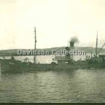 MATONG, outbound, Aug 2,1952.Davidson File 68.