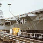 MELBOURNE HMAS, 1955-1982. laid up 1983. SHF Coll.