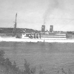 MERKUR 1924-1953, outbound. SHF Coll.