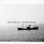 MOONA, trawler, Feb 5,1952. Davidson File 64.