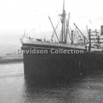 MORETON BAY in Bris.R.June 18,1951.Davidson SHF,File 45.