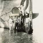 MUNIARA 1901-wreck 1913. SHF Coll.