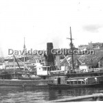 NARANI at Morts Yard. Mar 11,1951,Davidson File 54.