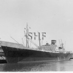 NEWCASTLE STAR 1956.At 13 Pyrmont. SHF Coll.