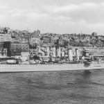 NORFOLK HMS, 1928-1950.in Malta.SHF Coll.