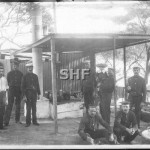 NSW Submarine Miners Galley at Chowder Bay 1902 _ SHF Co
