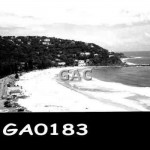 Northern beaches. GA0184.