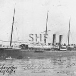 OCEANIA 1888- sunk March 16, 1912. SHF Coll.