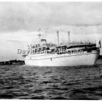 OCEANIA, outbound, May 31 1952. Davidson SHF,File 70.