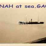 OONAH at sea. GA0893