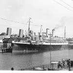 ORAMA 1924-1940 and EMPRESS OF BRITAIN (right) 1931-1940.SHF