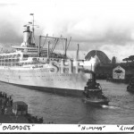ORCADES 1948-1973, outbound Sydney, SHF Coll.