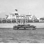 ORIANA 1961-1987, with ferry KARRABEE, SHF Coll.