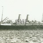 OSTERLEY 1909-1930, outbound Sydney.SHF Coll.