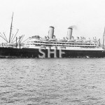 OTRANTO 1926-1957, outbound, SHF Coll.