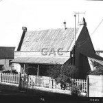 Old House, The Rocks, c.1960. GA0018.