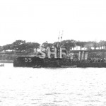 PARRAMATTA HMAS, 1910-1928, plus one in Farm Cove. SHF Coll