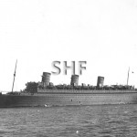 QUEEN MARY 1936-1971, Fremantle 1940.SHF Coll.