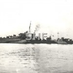 QUEENBOROUGH HMAS_ 1942-1975_ as destroyer_WW2_RAN_