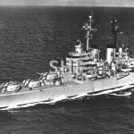 ROANOKE USS, 1949-1958. SHF.Coll.