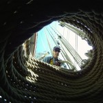 Rope coiling