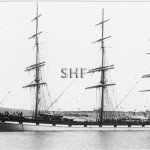 SALSETTE, at Port Augusta. SHF Coll.