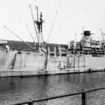 SANLEVEN, WW2. Liberty ship. SHF Coll.