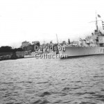 SHAMSHER (Pak) and BELLONA NZ. Jan 30,1951.Davidson SHF,File