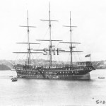 SOBRAON 1866, as NSW Reform ship. SHF Coll.