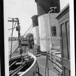 SOUTH STEYNE, boat deck, Feb 2, 1954. File 4.