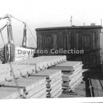 SOUTH STEYNE, boat deck, July 5, 1954. File 10.