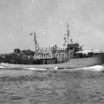 SPRIGHTLY HMAS inbound, Nov 12, 1954. File 20.
