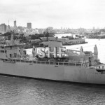 STALWART HMAS, 1967-1990. on trials as MV 1967. SHF Coll.